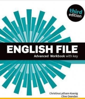 ENGLISH FILE ADVANCED OnLine SKILLS PRACT WB $ *