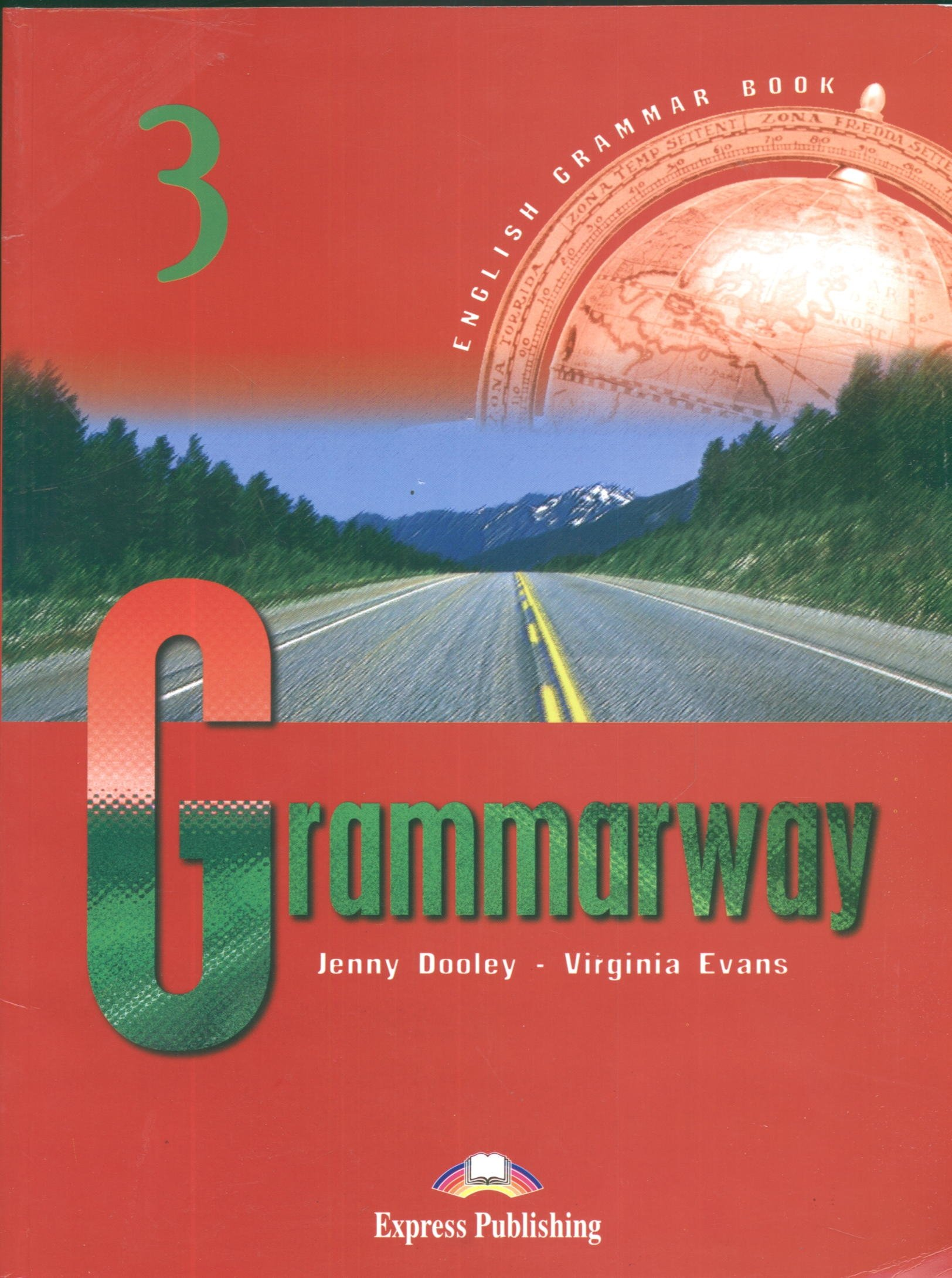 GRAMMARWAY 3 English Grammar Book