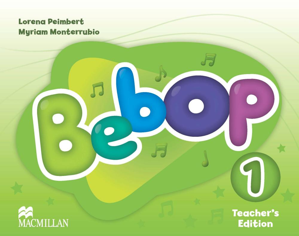BEBOP 1 Teacher's Edition Pack