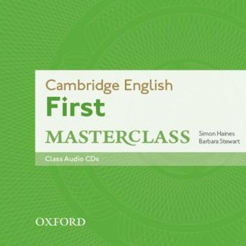Cambridge English FIirst Masterclass AudioCDs 2015