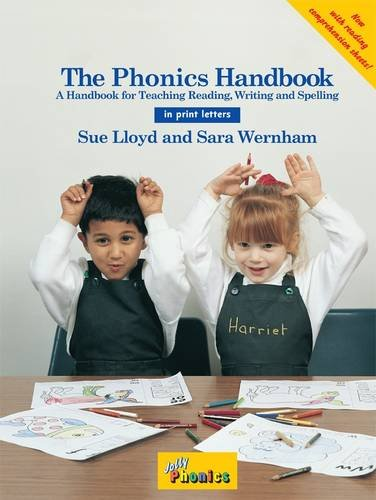 JOLLY PHONICS Handbook (in print letters)