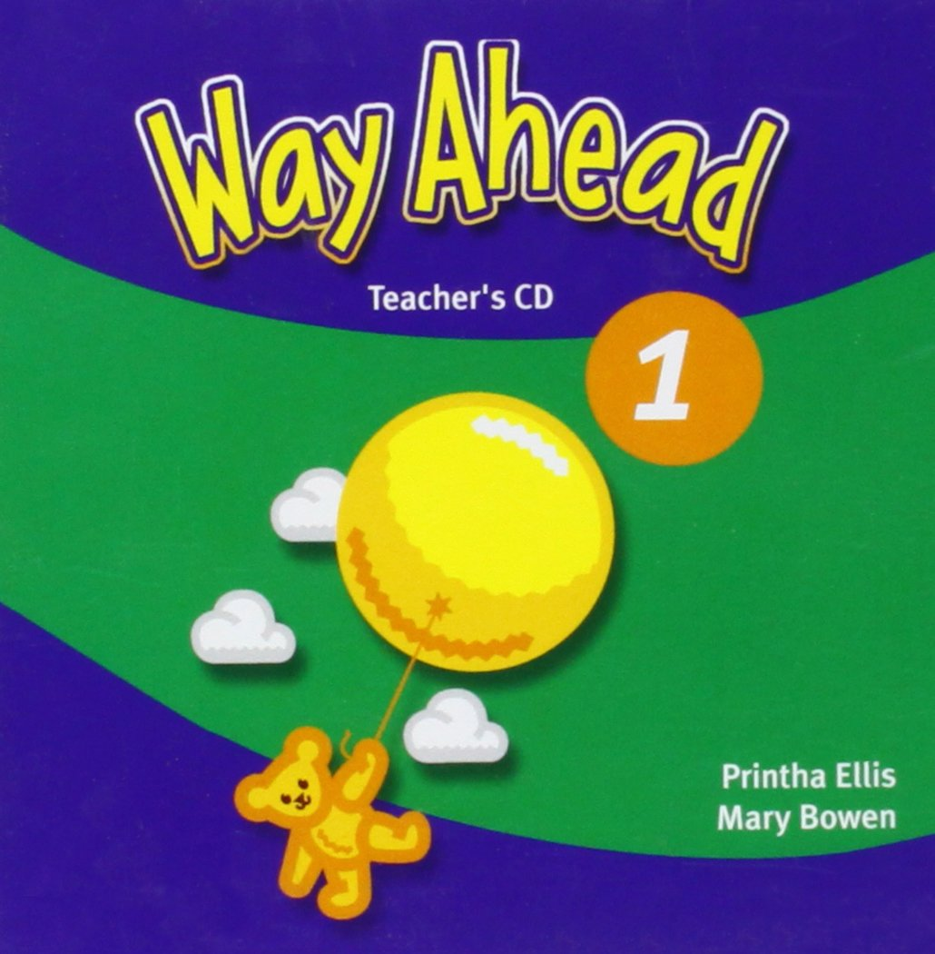 NEW WAY AHEAD 1 Teacher's CD (x2)