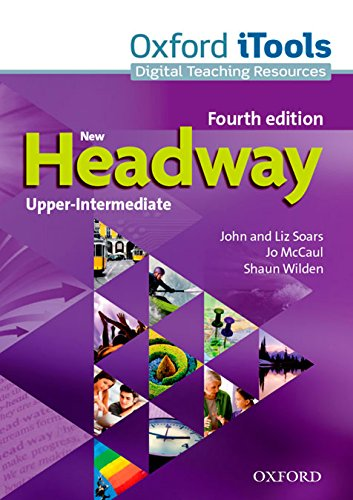 NEW HEADWAY UPPER-INTERMEDIATE 4th ED iTools DVD-ROM