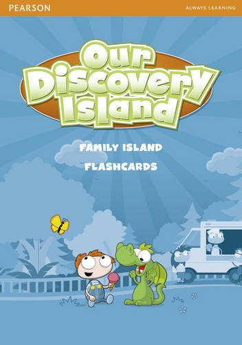 OUR DISCOVERY ISLAND Starter Flashcards