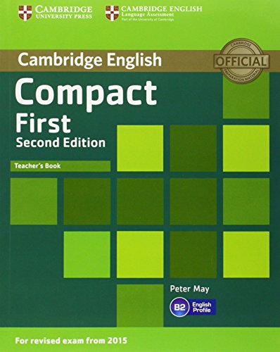 Compact First  2nd Ed Teacher's Book