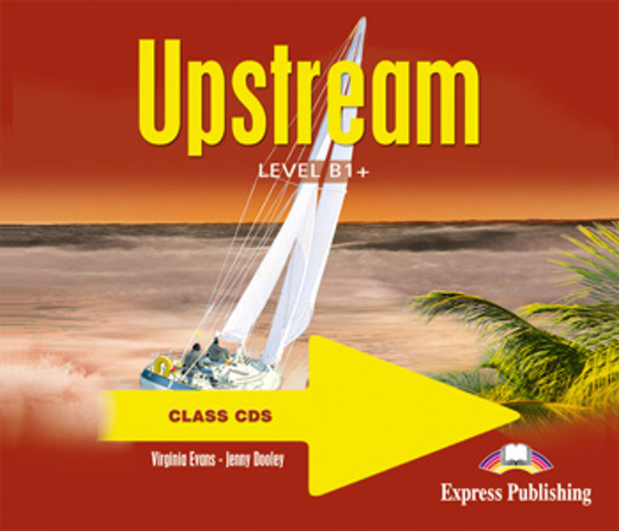 UPSTREAM B1+  Audio CD