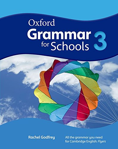 OXFORD GRAMMAR FOR SCHOOLS 3 Student's Book + DVD-ROM