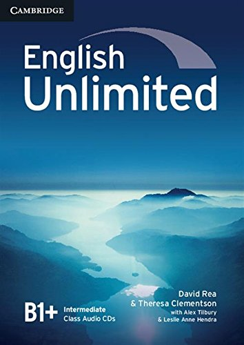 ENGLISH UNLIMITED  INTERMEDIATE  Audio CD