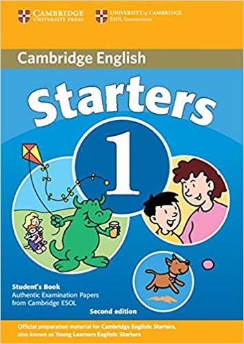 CAMBRIDGE YOUNG LEARNERS ENGLISH TESTS 2nd ED Starters 1 Student's Book