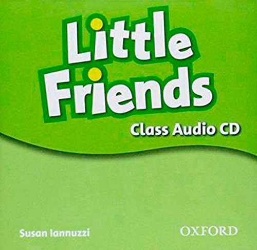 LITTLE FRIENDS  Class Audio CD
