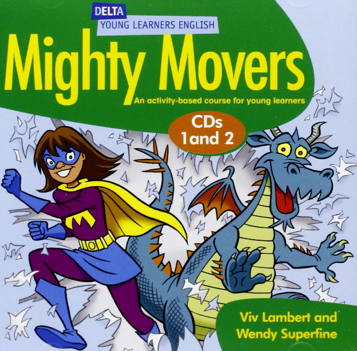 DELTA MIGHTY MOVERS Class Audio CD (x2)