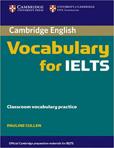 CAMBRIDGE VOCABULARY FOR IELTS Book without Answers