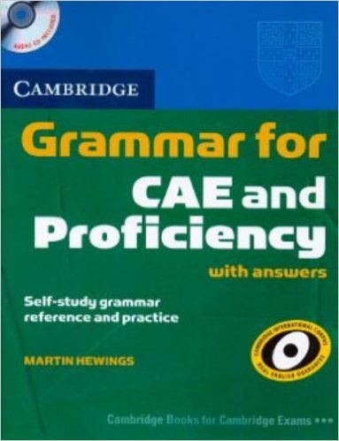 CAMBRIDGE GRAMMAR FOF CAE AND PROFICIENCY Book with Answers + Audio CD