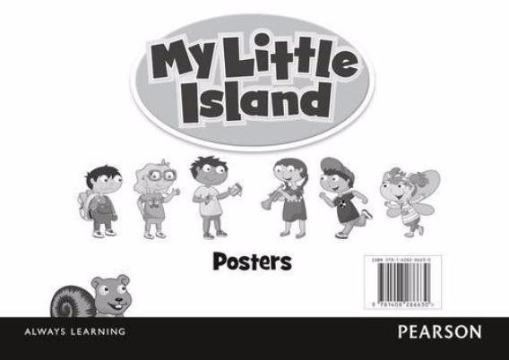 MY LITTLE ISLAND 1, 2, 3 Posters