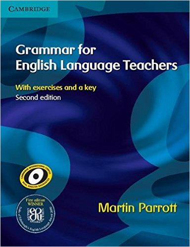 GRAMMAR FOR ENGLISH LANGUAGE TEACHERS 2nd ED Book