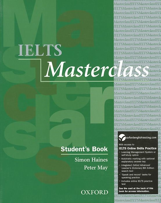 IELTS MASTERCLASS Student's Book + Online Skills Practice Pack