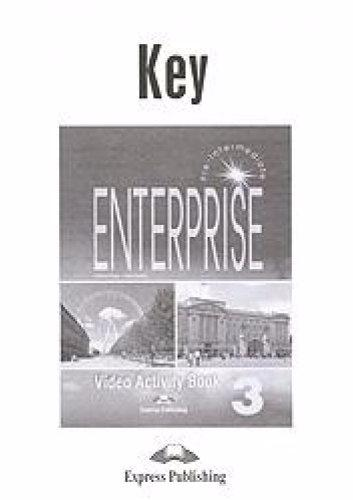 ENTERPRISE 3  Video Activity Book Key