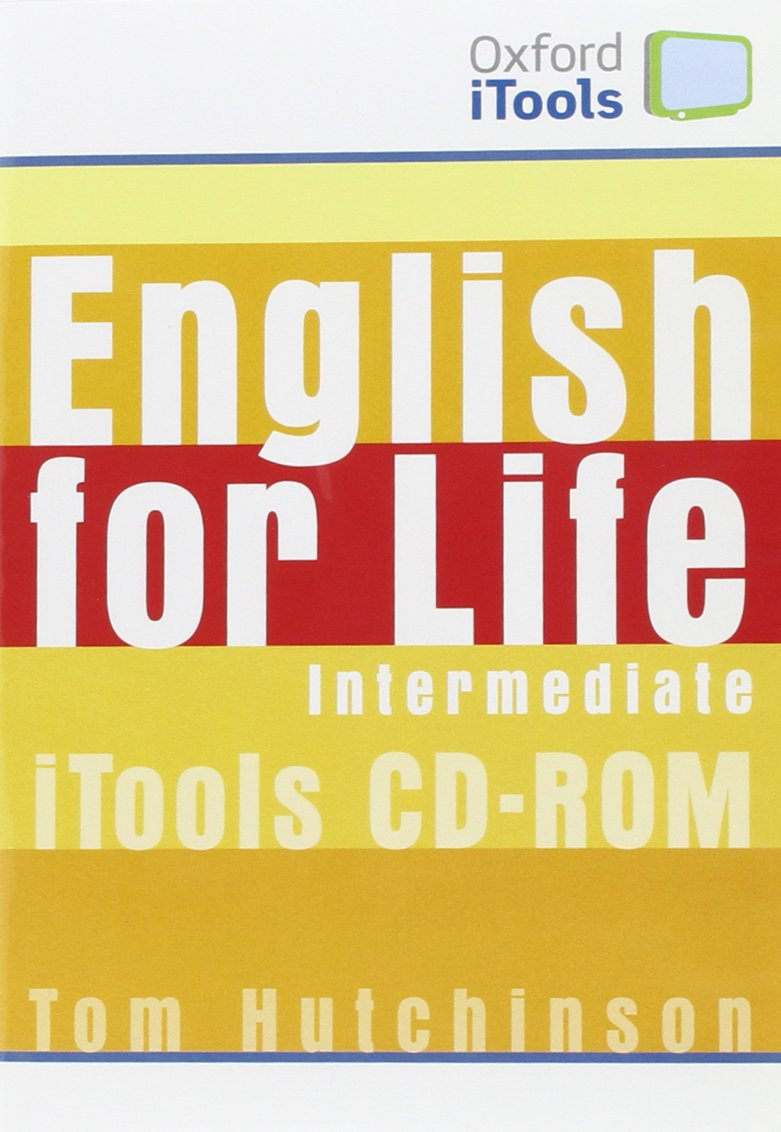 ENGLISH FOR LIFE  INTERMEDIATE  iTOOLS