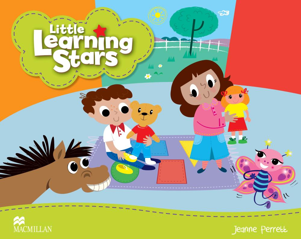 LITTLE LEARNING STARS Class Book+Activity Book