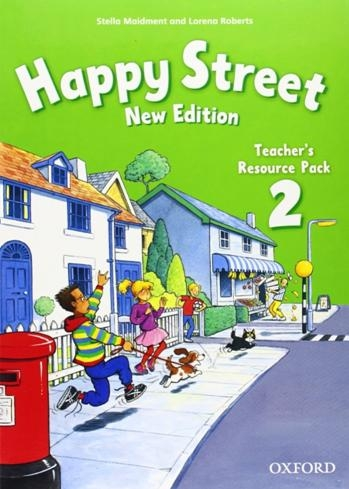 HAPPY STREET 2 New ED  Teacher's Resource Pack