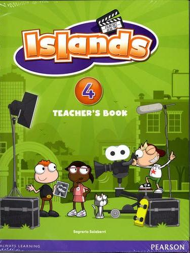ISLANDS 4 Teacher's Test Pack