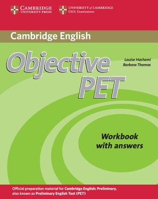 Objective PET  2nd Ed  Workbook with answers
