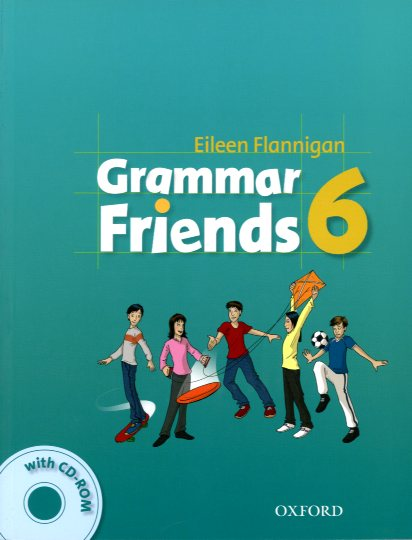 GRAMMAR FRIENDS 6 Student's Book + CD-ROM