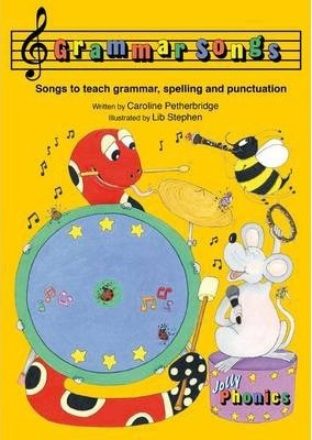 JOLLY GRAMMAR Songs Book + CD
