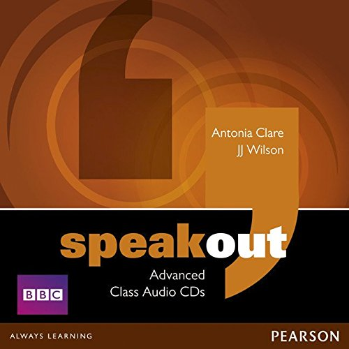 SPEAKOUT  ADVANCED   Audio CD