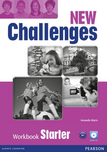 CHALLENGES NED Starter Workbook+Audio CD Pack
