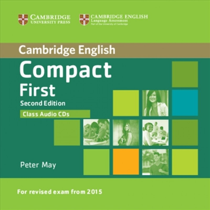 Compact First  2nd Ed AudioCD  лицензионные