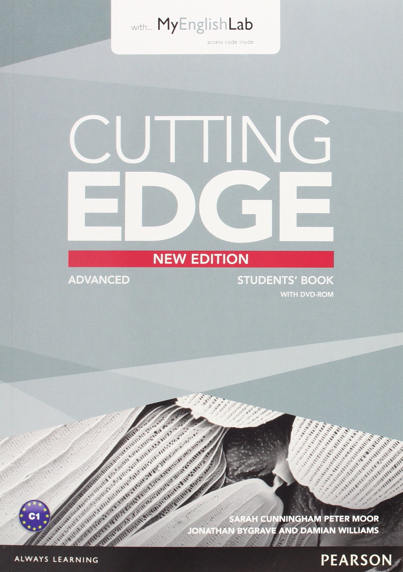 CUTTING EDGE ADVANCED 3d EDITION STUDENT'S BOOK 3 ED +DVD+MY LAB