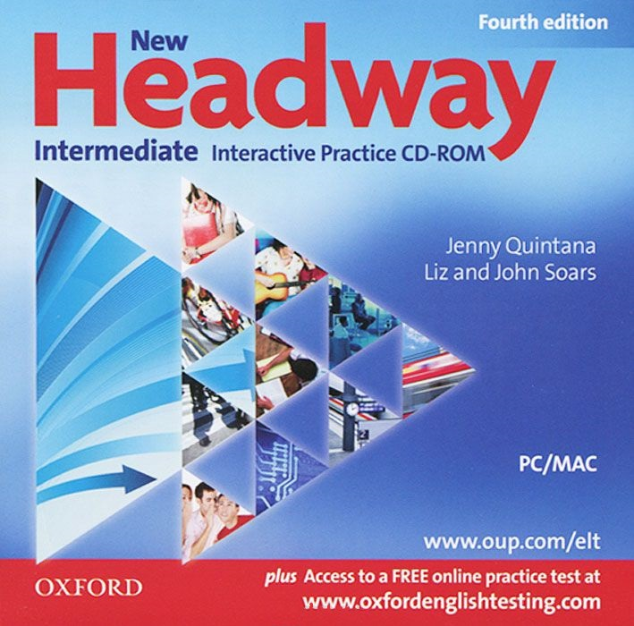 NEW HEADWAY INTERMEDIATE 4th ED Interactive Practice CD-ROM