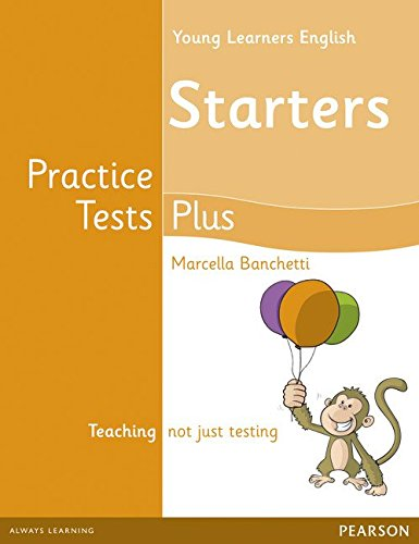 PRACTICE TESTS PLUS Starters Student's Book