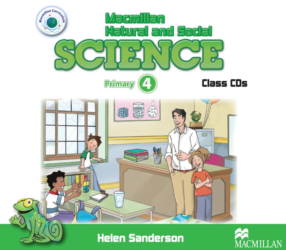MACMILLAN NATURAL AND SOCIAL SCIENCE 4 Class Audio CD