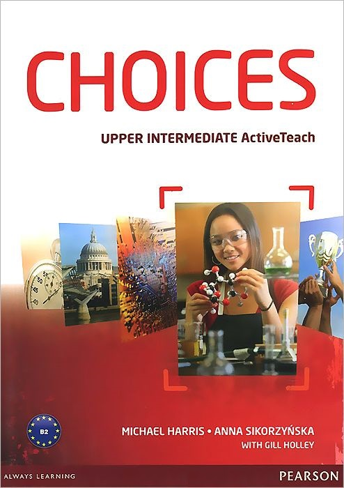 CHOICES Russia Upper-Intermediate Active Teach