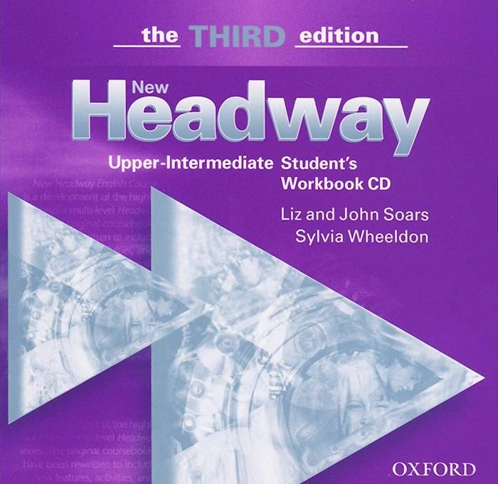 NEW HEADWAY UPPER-INTERMEDIATE 3rd ED Student's Workbook Audio CD