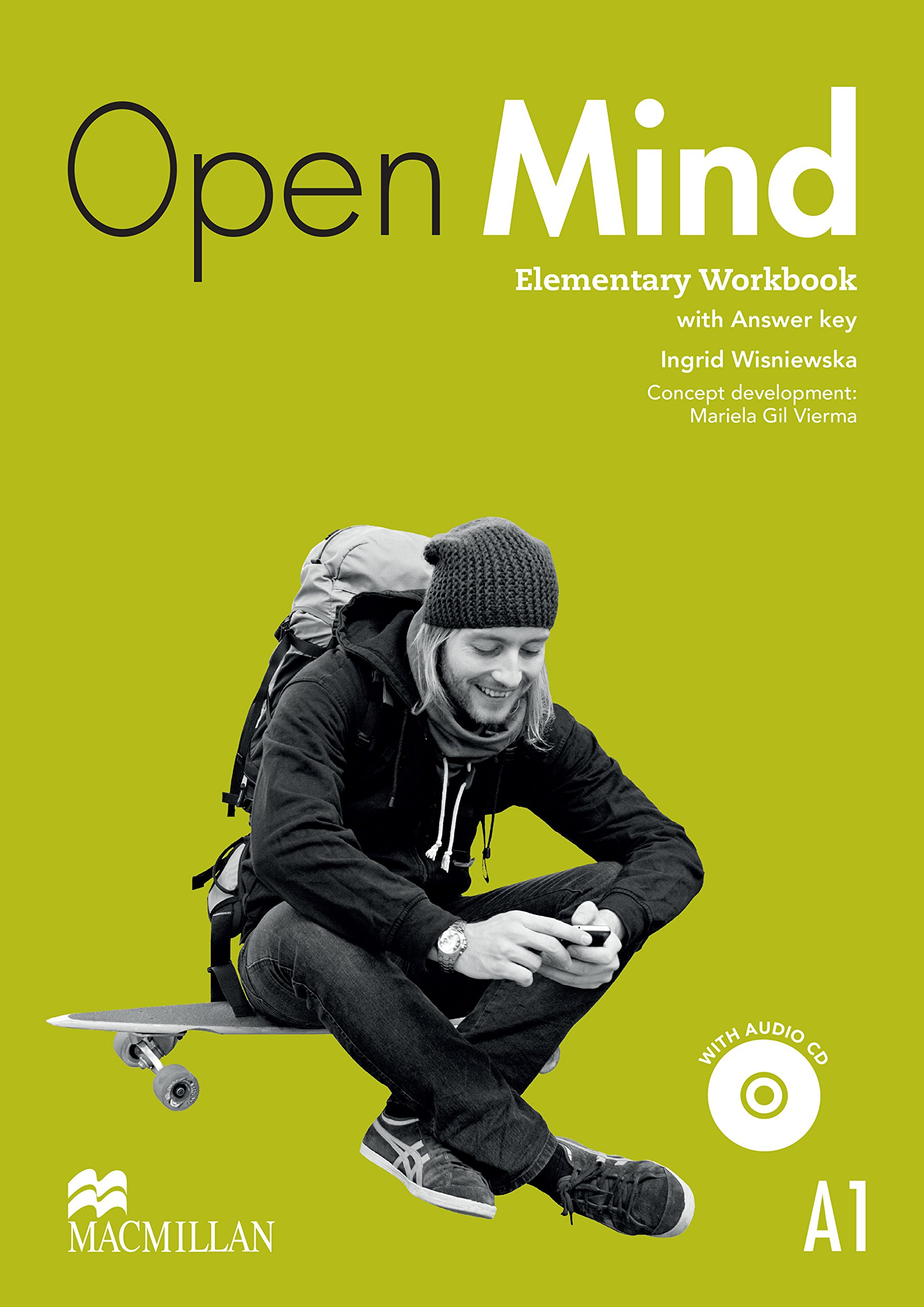 OPEN MIND ELEMENTARY Woorkbook with key +Audio CD
