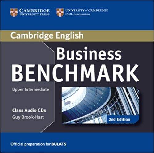 BUSINESS BENCHMARK UPPER-INTERMEDIATE 2nd ED BULATS Class Audio CD