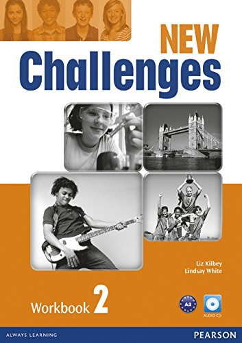 CHALLENGES NED 2  Workbook + Audio CD Pack