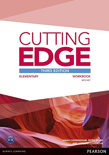 CUTTING EDGE ELEMENTARY 3rd ED Workbook with answers