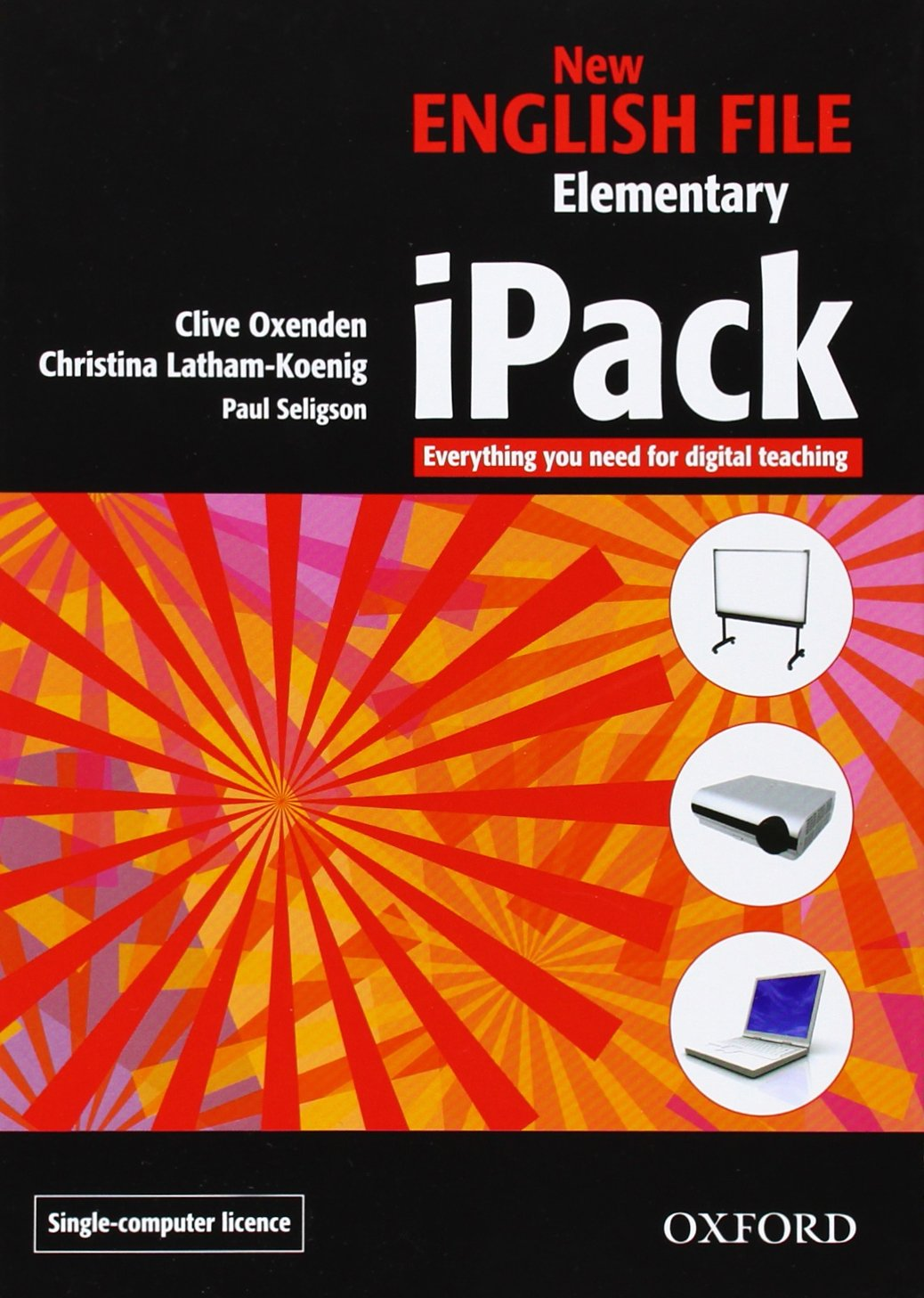 NEW ENGLISH FILE ELEMENTARY iPack Single-Computer Licence
