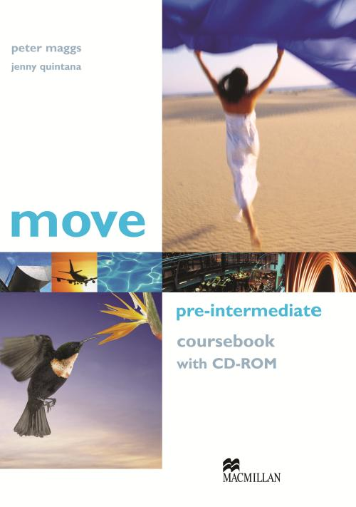 MOVE PRE-INTERMEDIATE Student's Book + CD-ROM