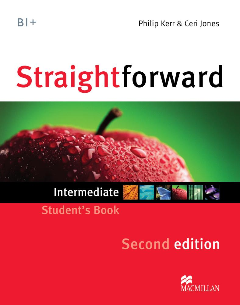 STRAIGHTFORWARD 2nd ED Intermediate Student's Book