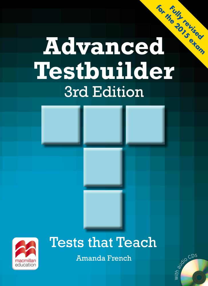 ADVANCED TESTBUILDER 3rd ED Student's Book without Answers + Audio CD