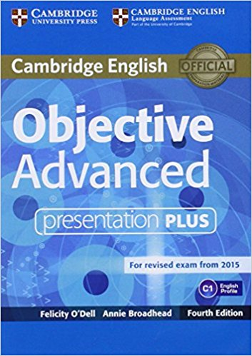 OBJECTIVE ADVANCED 4th ED Presentation Plus DVD-ROM