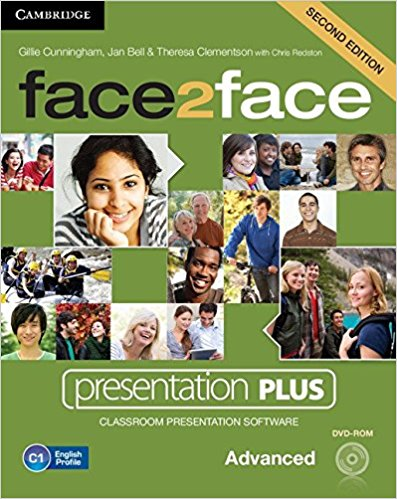 FACE 2 FACE ADVANCED 2nd ED Presentation Plus DVD-R