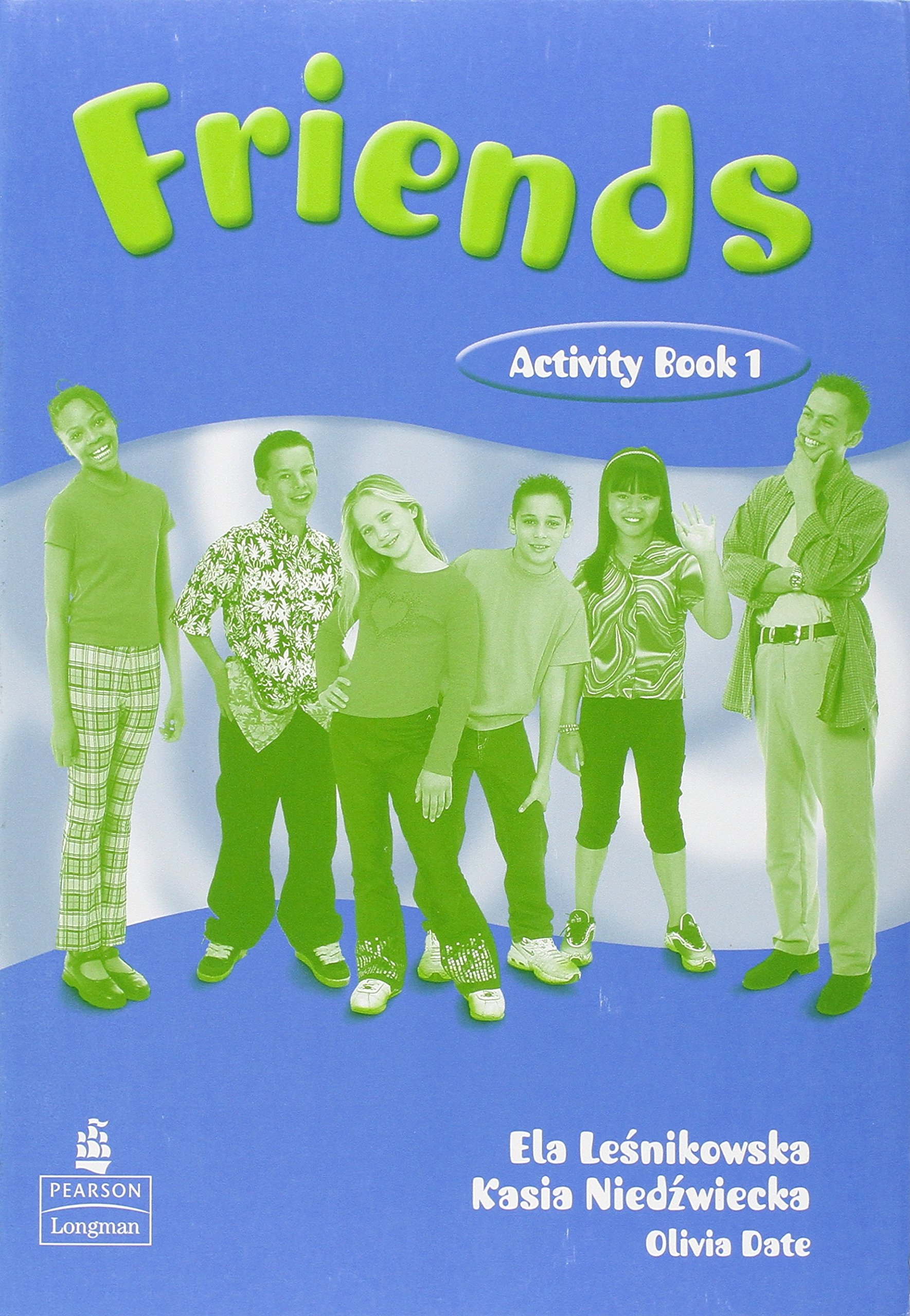 FRIENDS 1 Activity Book