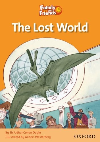 FAMILY & FRIENDS Reader 4C The Lost world