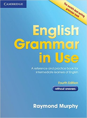 ENGLISH GRAMMAR IN USE 4th ED Book without Answers